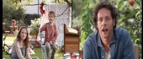 Werbung Kinderschokolade