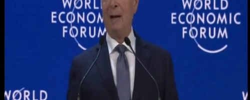 Schwab begrüßt Trump-3min