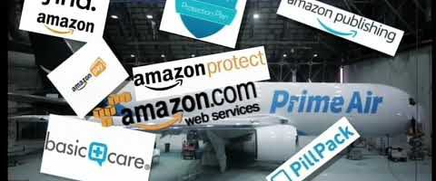 Amazon überall