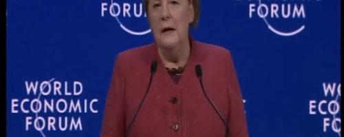 Merkel  Unversöhnlichkeit und Sprachlosigkeit-2min