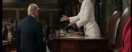 Trump-Rede im Senat-1min