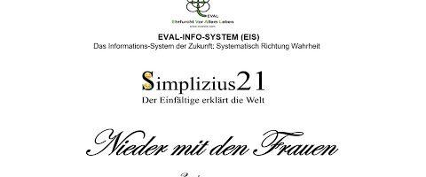 EVAL-SIMP-Nieder mit den Frauen-3min